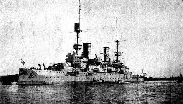 rbb PreußenChronik  Bild Ein Kriegsschiff läuft aus
