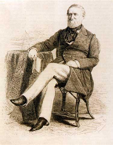 1211 Hermann Fuerst von Pueckler Muskau