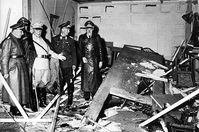 Из«Волчьего логова» Гитлера сделают мемориальный комплекс