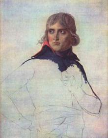 General Bonaparte (Skizze)
