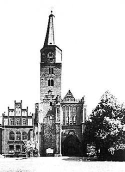 St Peter Und Paul Dom Brandenburg Stadt