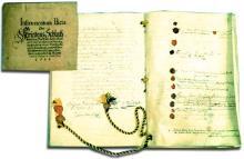 Westfälischer Friede, Friedenstraktat von Münster vom 24.Oktober 1648