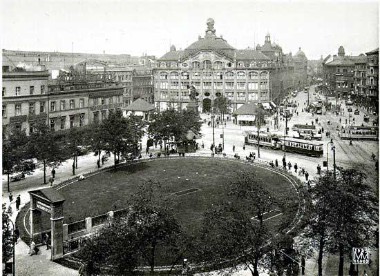 Rbb Preu 223 En Chronik Bild Der Alexanderplatz In Berlin